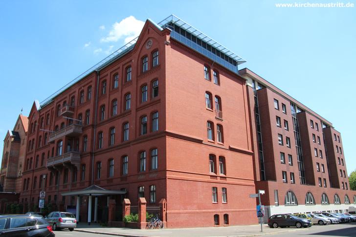 Zentrale der Evangelischen Kirche Berlin-Brandenburg-schlesische Oberlausitz (EKBO)