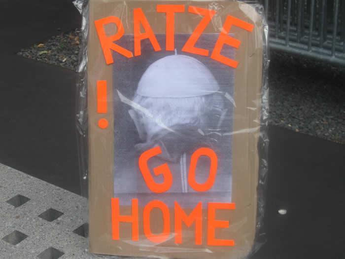 Ratze go home