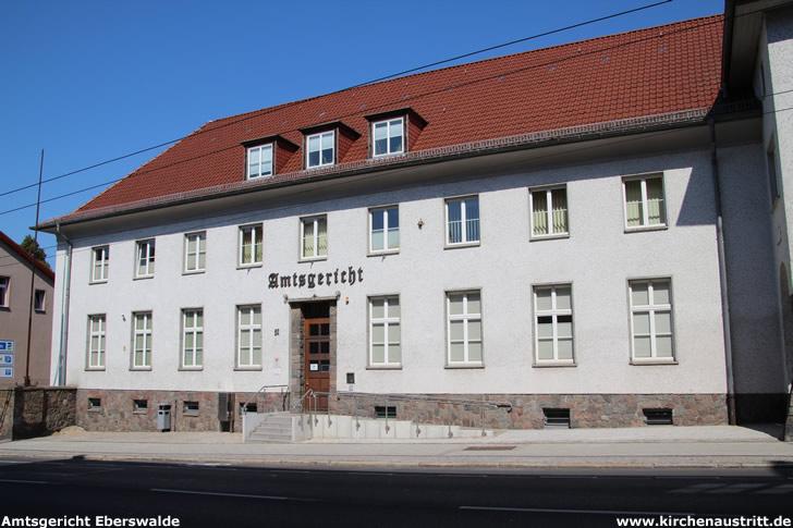 Amtsgericht Eberswalde