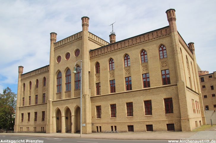 Amtsgericht Prenzlau