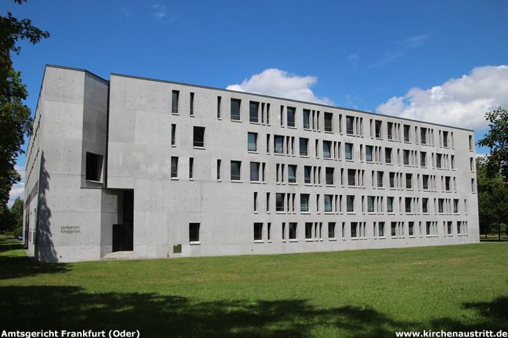 Amtsgericht Frankfurt (Oder)