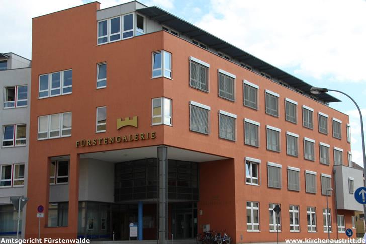 Amtsgericht Fürstenwalde