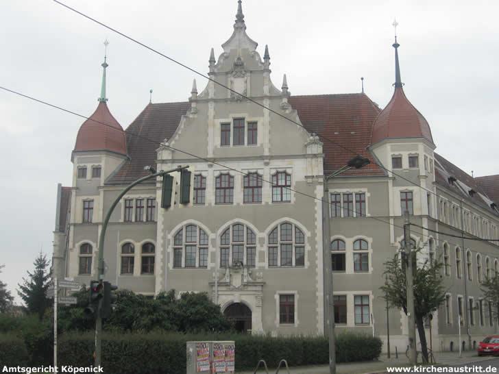 Amtsgericht Köpenick