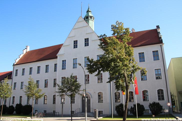 Amtsgericht Oranienburg