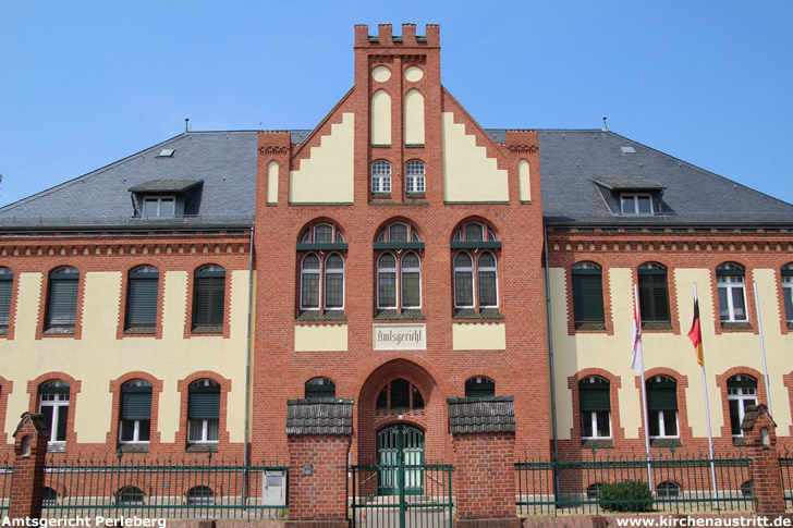 Amtsgericht Perleberg