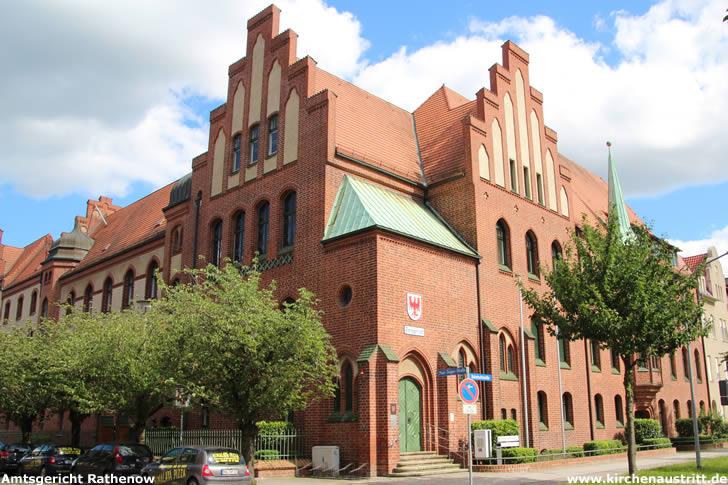Amtsgericht Rathenow