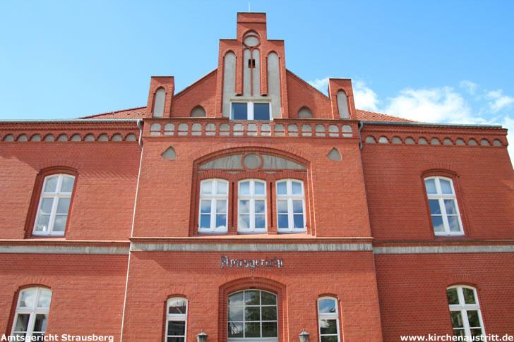Amtsgericht Strausberg
