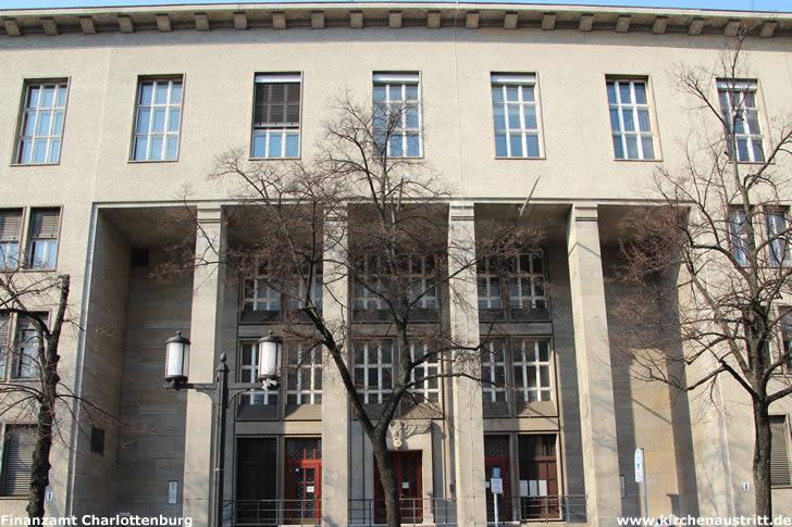 Finanzamt Charlottenburg