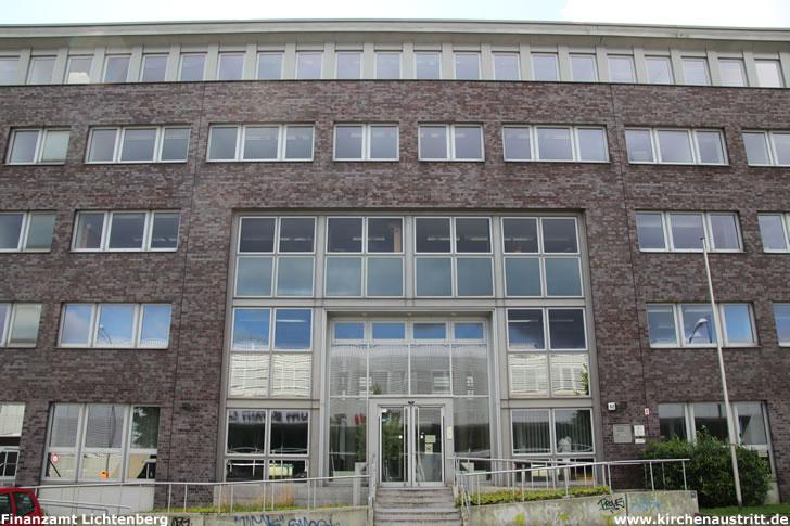 Finanzamt Lichtenberg