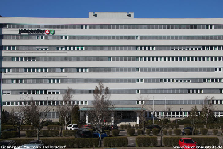 Finanzamt Marzahn-Hellersdorf