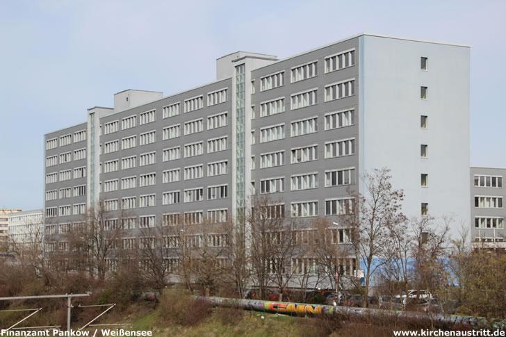 Finanzamt Pankow/Weißensee