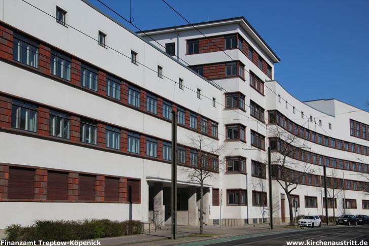 Finanzamt Treptow-Köpenick