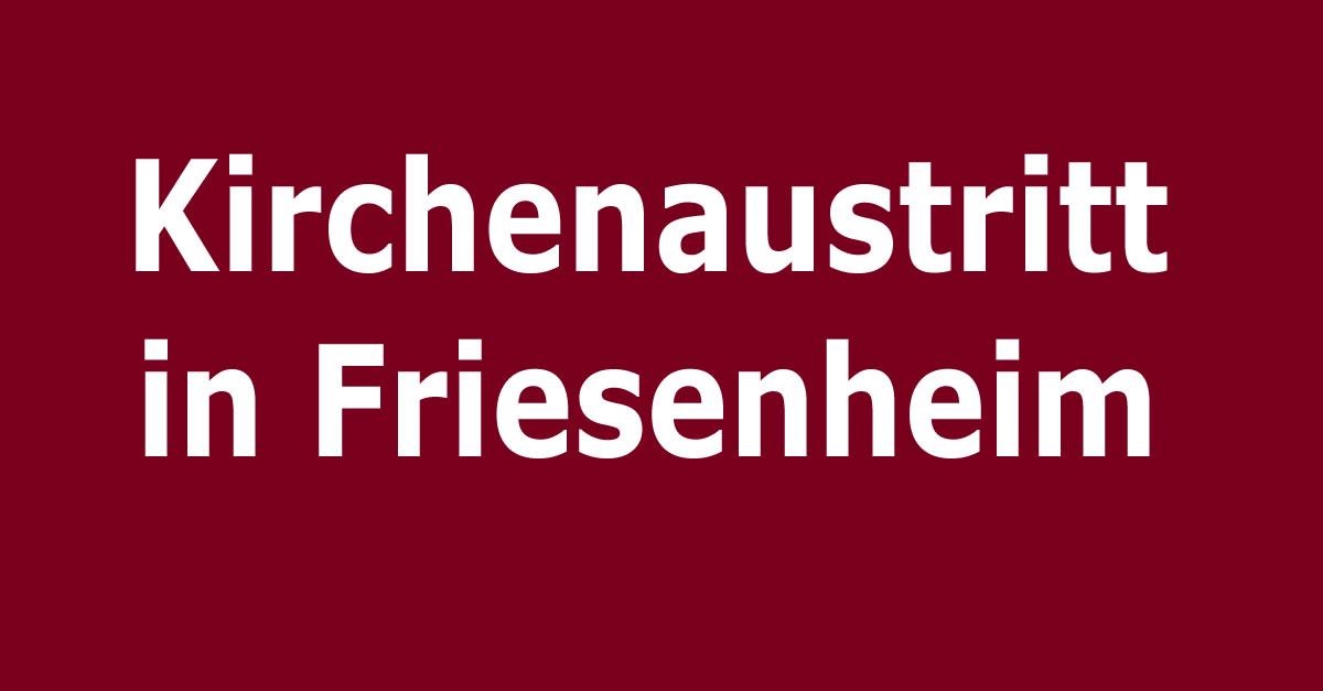 kirchenaustritt in friesenheim. Black Bedroom Furniture Sets. Home Design Ideas