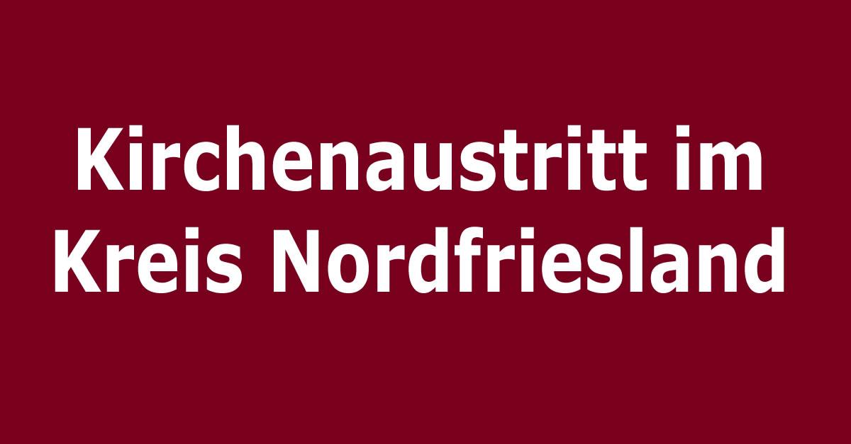 Kirchenaustritt Schleswig-Holstein