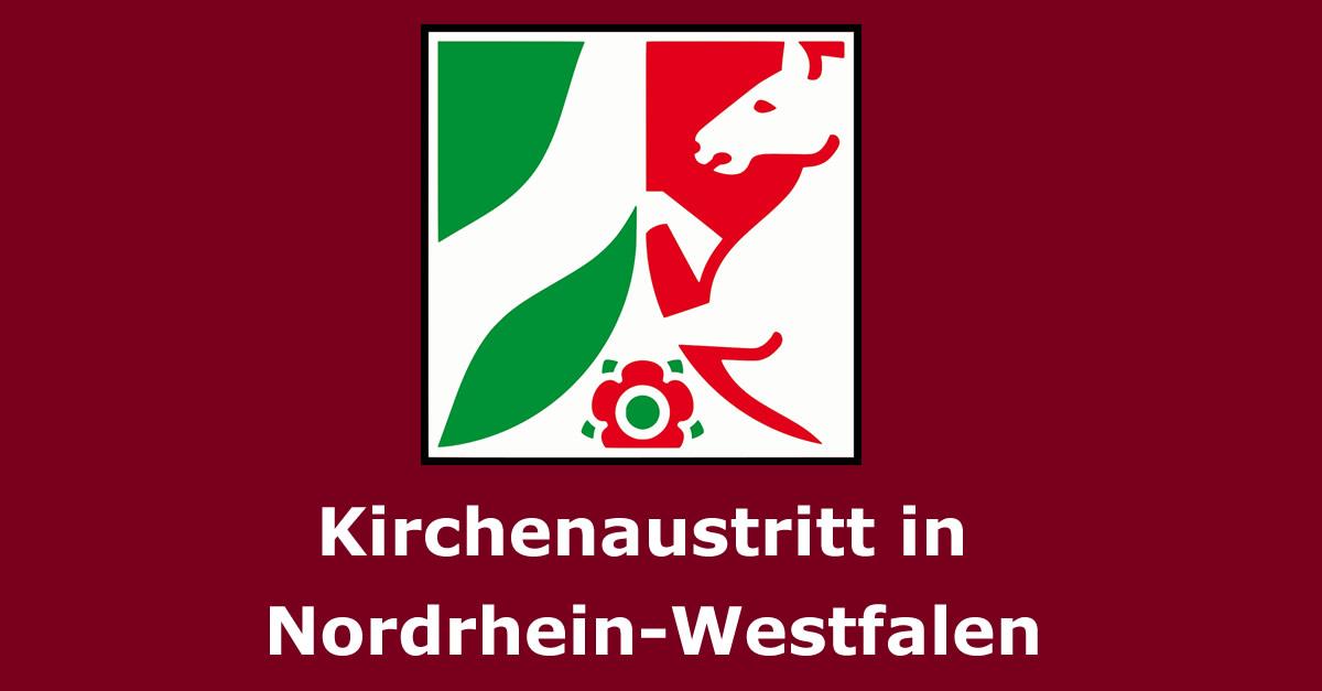 kirchenaustritt in nordrhein westfalen. Black Bedroom Furniture Sets. Home Design Ideas