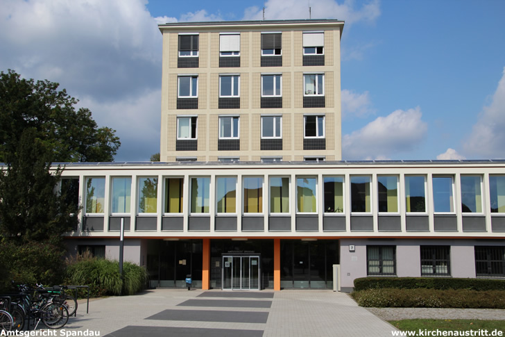 Amtsgericht Spandau