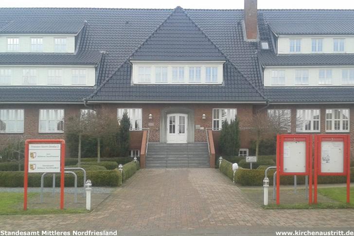 Standesamt Mittleres Nordfriesland